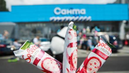 В Светлогорске откроют магазин-флагман «Санта» с бесплатным мороженым