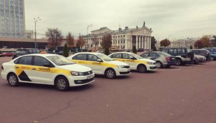 Яндекс.Такси запускает в Гомеле тариф с машинами повышенного класса