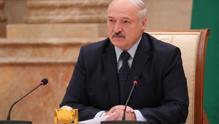 Лукашенко признался, что порол сына: Хороший ремень иногда тоже полезен