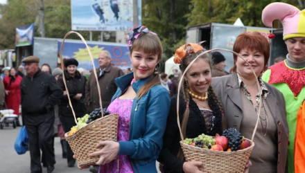 Ярмарки по продаже сельхозпродукции в Гомеле пройдут 12-13 октября