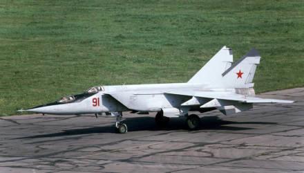 В США рассказали о повергшем НАТО в ужас советском истребителе