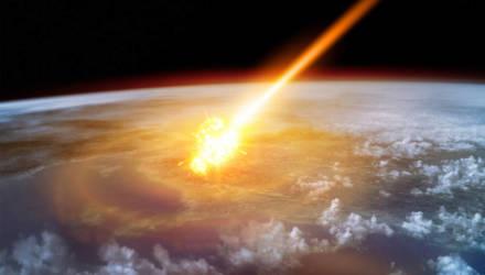 В Чили с неба упал неопознанный объект