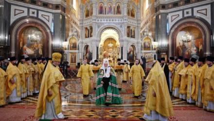 В Москве состоялась хиротония архимандрита Амвросия в епископа Светлогорского, викария Гомельской епархии