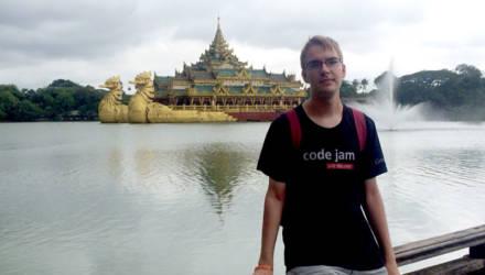 Более 60 стран посетил мозырянин Сергей Кулик