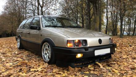 Это вам не бульбавоз! История доведения до идеала Volkswagen Passat В3 1990 года выпуска