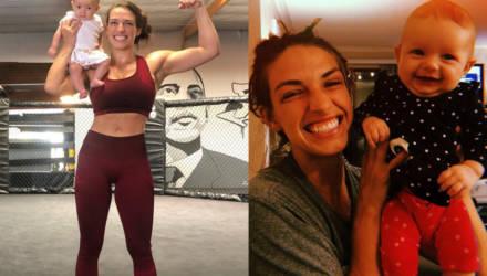 Девушка — боец UFC потеряла сразу 20 тыс. подписчиков, объявив радостную новость