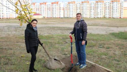 В Новобелицком районе Гомеля состоялся субботник