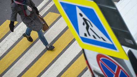 В Гомеле ищут водителя, который сбил на переходе 17-летнюю девушку и скрылся