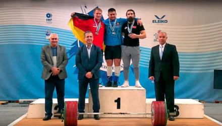 Гомельчанин Евгений Тихонцов выиграл золото на лицензионном турнире в Сан-Марино