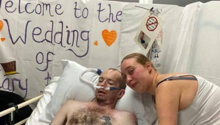 Парень женился на возлюбленной в больнице, а через 7 часов она нашла его мёртвым