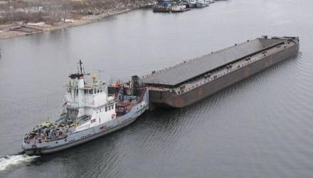 Под Брагином на Днепре построят порт для выхода к Чёрному морю