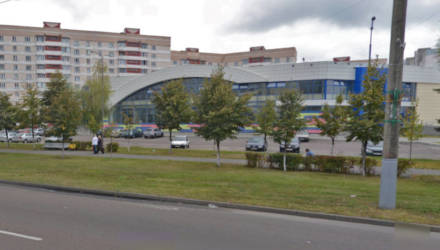 В Гомеле выставлено на аукцион здание торгового центра