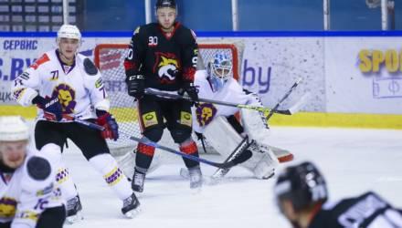 Хоккеисты «Гомеля» обыграли «Могилёв» в матче чемпионата Беларуси