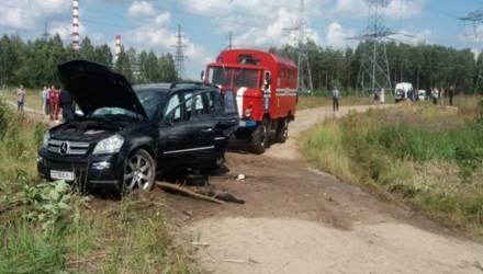 Максимальное наказание получил водитель Mercedes GL за аварию, где погибли двое взрослых и трое детей
