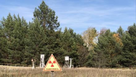 На фоне Припяти снимается... Журналисты отправились по новому туристическому маршруту в зону отчуждения ЧАЭС