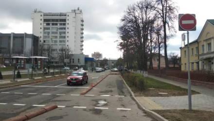 Водителям на заметку: в Гомеле по двум улицам организовано одностороннее движение