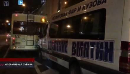 За рулём убери телефон: сотрудники гомельской ГАИ встретились с перевозчиками и водителями маршруток