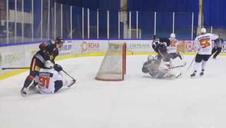 Хоккей. ХК «Гомель» обыграл «Шахтер» в очередном туре чемпионата Беларуси