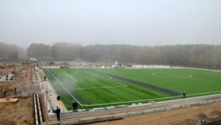 Футбол возьмут под крышу: в Гомеле появится крытый футбольный манеж