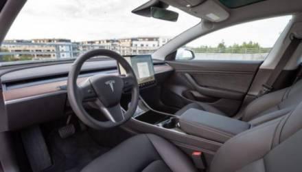 Белоруснефть закупает электромобиль ценой свыше $50000
