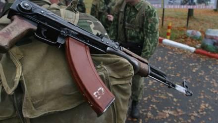 ЧП в белорусской армии: на учениях солдат выстрелил в глаз сослуживцу