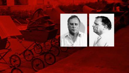 Пожиратель младенцев. Как сын героя оказался самым жестоким маньяком в СССР