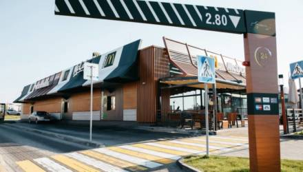 Каким будет первый МакДональдс в Гомеле