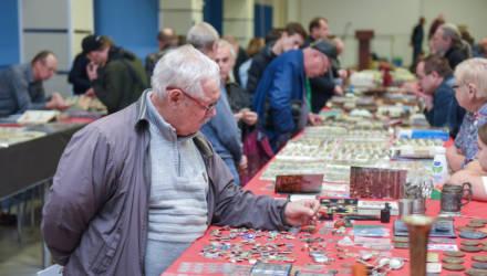 В Гомельском городском центре культуры прошёл VII Всебелорусский слёт коллекционеров