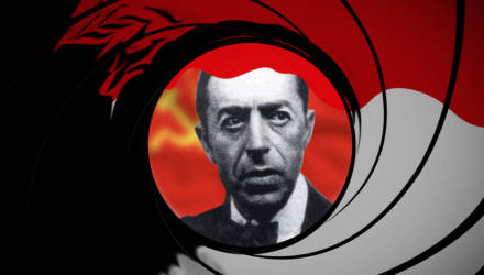 Агент 007 из СССР. Как чекисты обезвредили британского суперагента