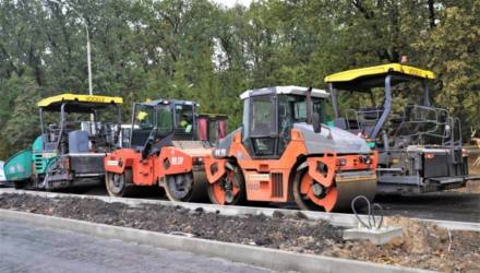 Договорились: гомельские дорожники сэкономят Украине $3,3 миллиона