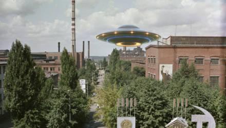 Визит века. Как 30 лет мир следил за НЛО в городе-побратиме Гомеля