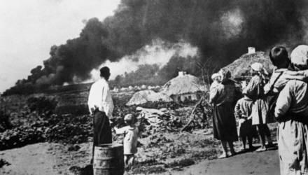 ФСБ рассекретила документы об убийстве нацистами 214 детей в Ейске в годы ВОВ