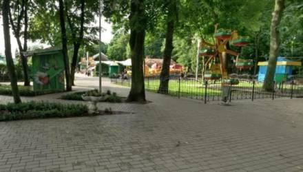Гомельский парк покупает новый аттракцион за $640 тысяч