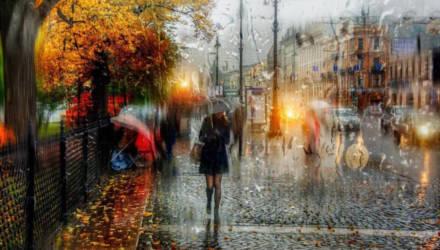 Тепло, со среды возможны дожди. Прогноз погоды в Гомеле на неделю