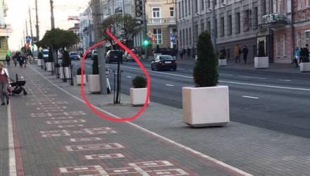 В Гомеле на Советской недалеко от места страшного ДТП с BMW теперь каждый день ставят камеру скорости