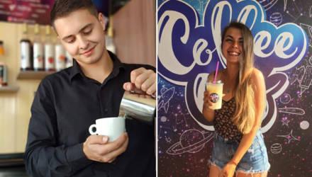 «Крутой коммерс» + «шило в одном месте». Как на Гомельщине брат и сестра открывали «космическую кофейню»