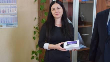 Гомельчанка выиграла смартфон за участие в переписи населения