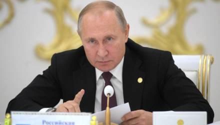 Путин ответил на призыв Лукашенко поддержать Зеленского