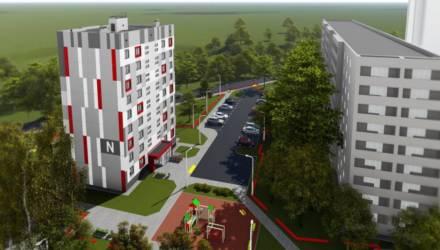 В гомельской новостройке на улице Братьев Лизюковых уже продано пять квартир