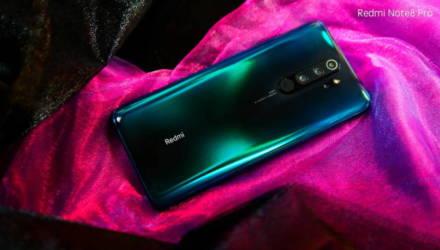 Мозырянин выиграл смартфон Xiaomi Redmi Note 8 Pro за участие онлайн в Переписи-2019