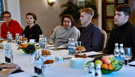 Журналист из Гомельской области побывал в Москве по приглашению Андрея Малахова