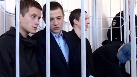Ужас в закрытом режиме: подростков осудили за зверское убийство и групповое изнасилование многодетной матери