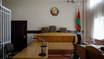 «Испытывает нравственные страдания». Председатель райисполкома хочет отсудить у блогера Nexta 10 тысяч