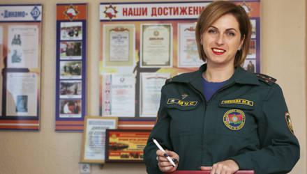 Девушка с характером Марина Сёмова