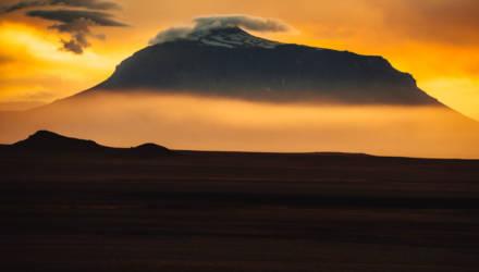 Европа на грани коллапса: континенту угрожает исландский вулкан Аскья