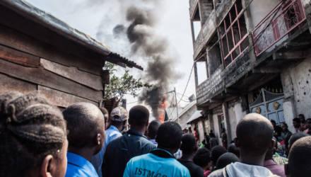 В авиакатастрофе в Конго погибли 29 человек