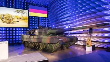 """В Германии представили """"танк-убийцу"""" российского Т-14 """"Армата"""""""