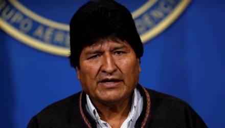 Президент Боливии Эво Моралес объявил о своей отставке после требования армии