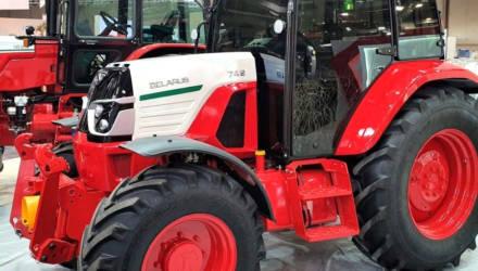 Первые фото и видео новейшего трактора BELARUS-742, который придёт на смену легендарному МТЗ-80