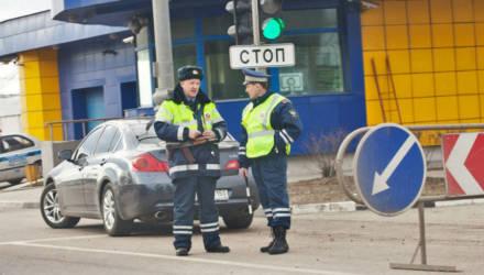 """Халява закончилась? Белорусов в России останавливают на постах ГИБДД и штрафуют """"по камерам"""""""